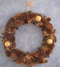 Pottery Barn Wreath Decorations | HomesFeed