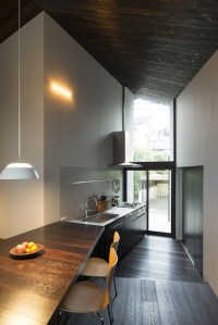 Beautiful Minimalist Japanese Kitchen Style