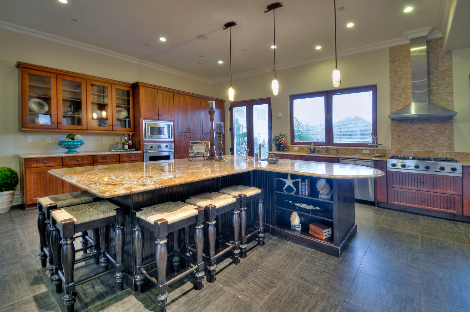 kitchen islands with seating and storage crosley allow extra room for dining a large