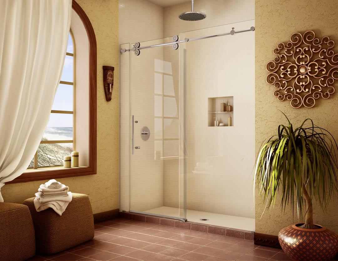 Average Cost Of Frameless Shower Door Free Dreamline