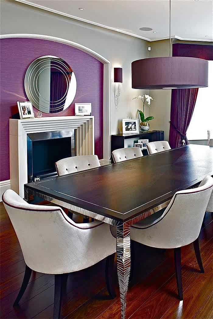decoration ideas for living room in apartments armoire purple dining to attract your family members ...
