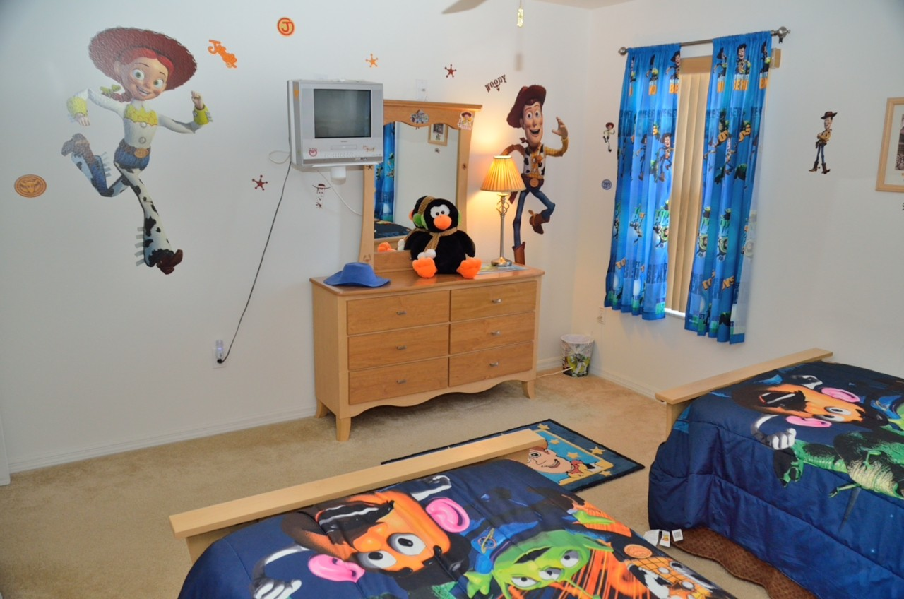 Toy Story Bedroom Decor For Kids
