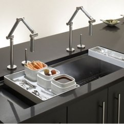 Best Kitchen Sink 19x33 Cool And Modern Design Of The Homesfeed Adorable Nice Wonderful Amazing Fantastic With Double Faucet