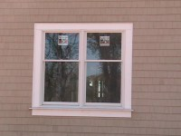 Simple Design of Outdoor Windows Trim | HomesFeed