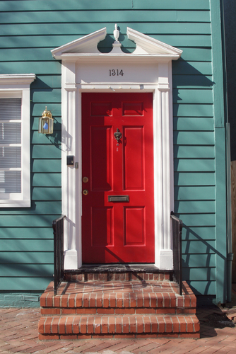 The Best Choice of Cool Front Doors for You