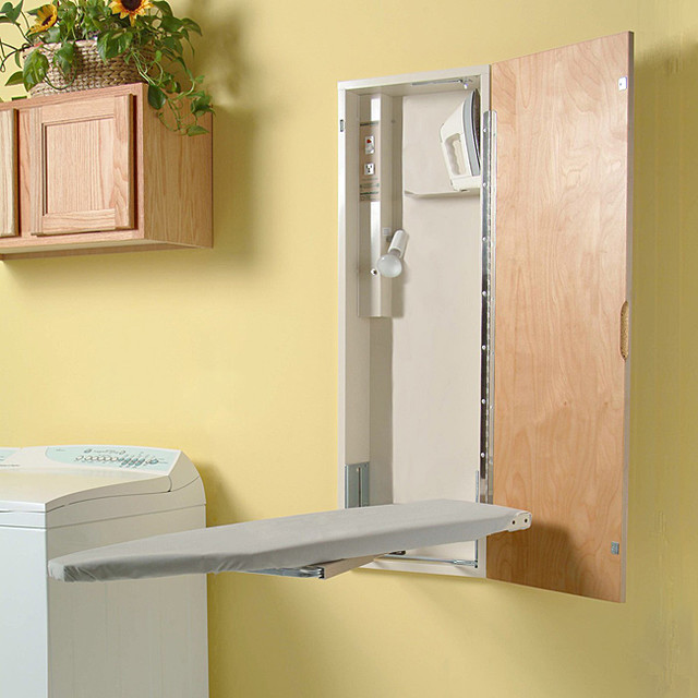 Ironing Board Storage De Ideas Remodel Pictures Houzz