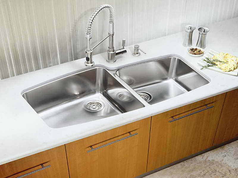 Cool and Modern Design of the Best Kitchen Sink - HomesFeed