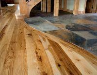 Wonderful and Creative Design of Tile Wood Floor ...