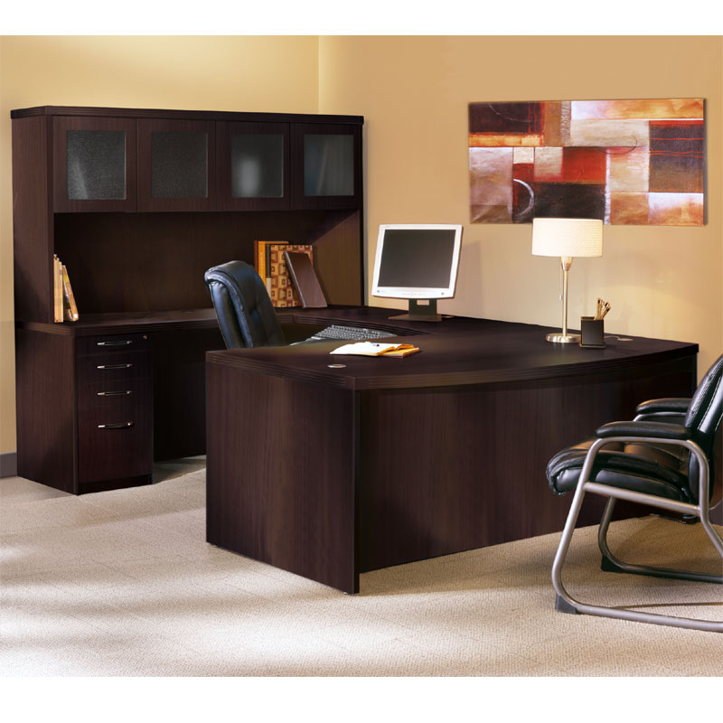 U Shaped Desk IKEA Multifunctional and Large Desk for