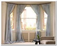 Top 2 Drapes for Bay Windows | HomesFeed