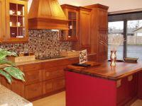 Creative Design River Rock Backsplash for Kitchen ...