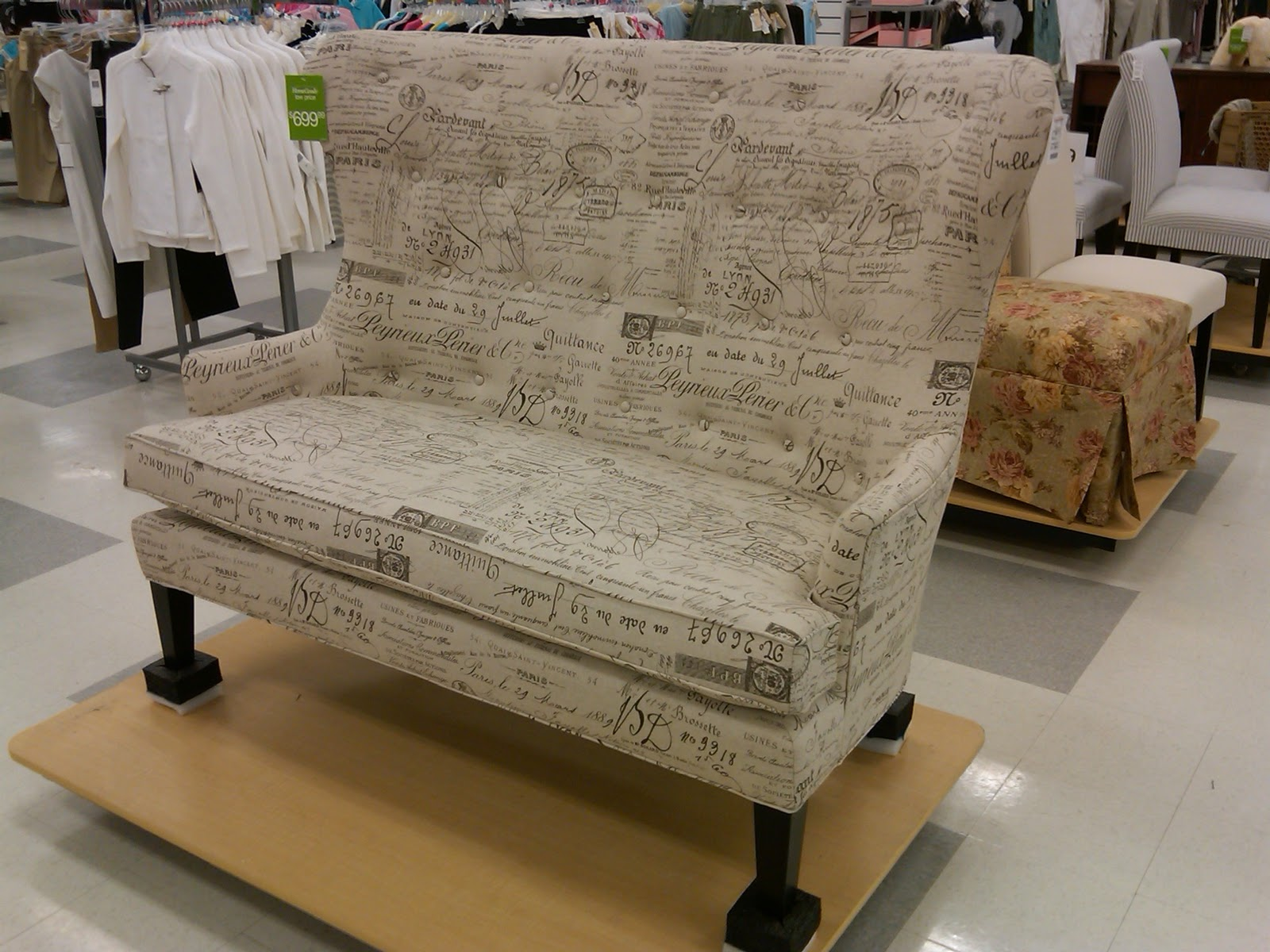 home goods kitchen table and chairs chair ottoman covers modern design of tj maxx furniture for decoration