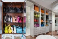 Handbag Storage Ideas | HomesFeed
