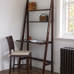 Office Chair Vinyl Wholesale Barber Chairs Ladder Desk Ikea: Simple Solution For Workstation As Well The Storage Needs | Homesfeed
