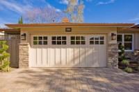 Craftsman Style Garage Doors | HomesFeed