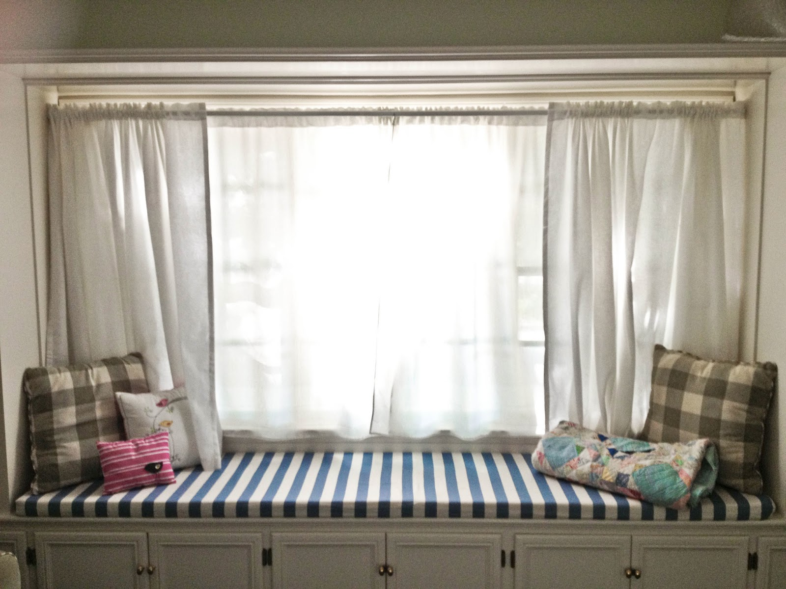 Window Treatments for Wide Windows