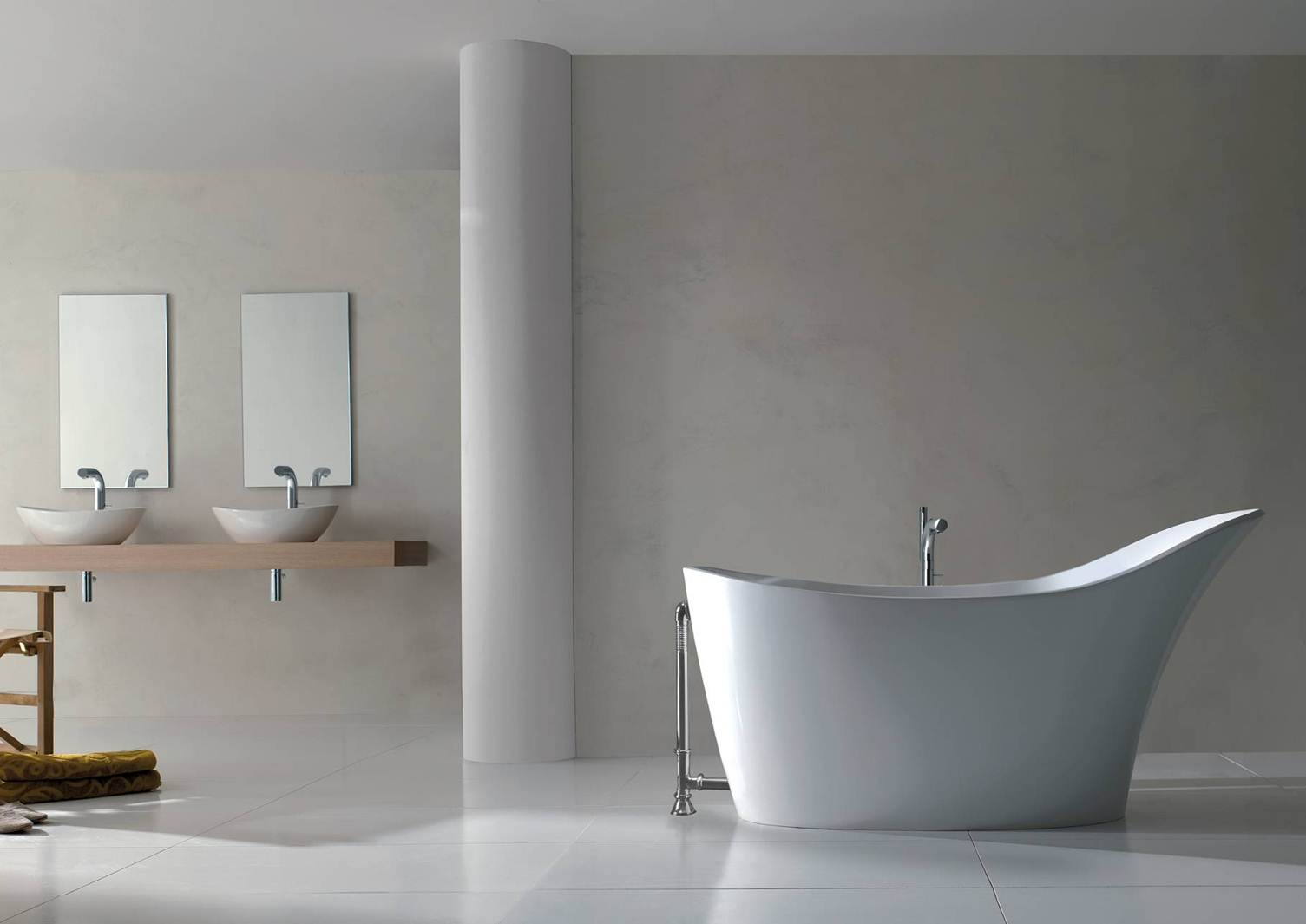 Remodel Your Private Bathroom With Luxurious Victoria And Albert Tubs HomesFeed