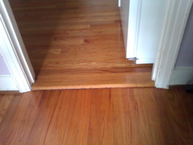 Wonderful and Creative Design of Tile Wood Floor