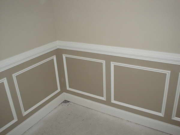 how to install chair rail electric videos and shadow boxes ivoiregion wonderful design of molding idea for homes