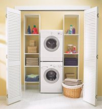 Washer and Dryer Cabinets Models | HomesFeed