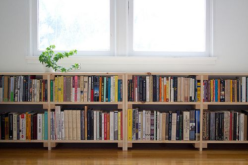 Short And Long Bookcase