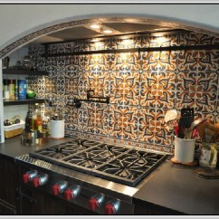 Mexican Backsplash Tiles Kitchen Visualization Tool Spanish Tile Backsplash: Best Choice For Creating ...