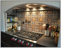 Spanish Tile Backsplash: Best Choice for Creating Mexican ...