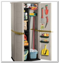 Broom Closet Cabinet: Smart and Practical Solution to ...