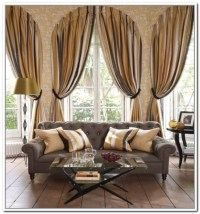 Best Selections of Curtains for Arched Windows | HomesFeed