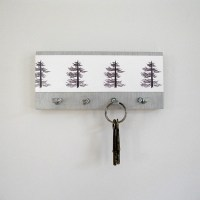 Adorable Simple Creative Key Holder Design for Wall ...