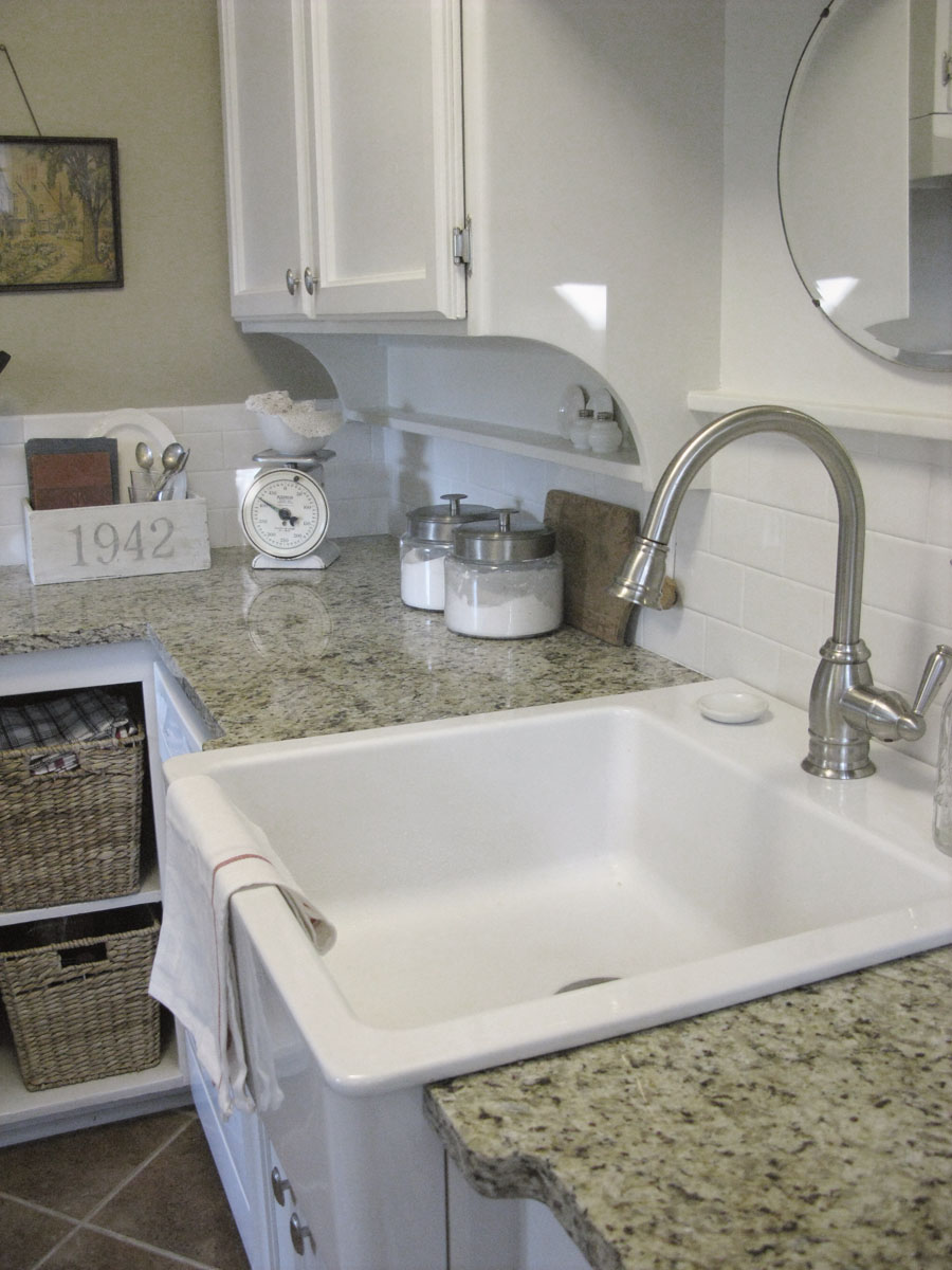 country style kitchen sink built in table farm ikea: its special characteristics and materials ...