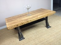 Butcher Block Coffee Table: Unique Focal Point for A ...