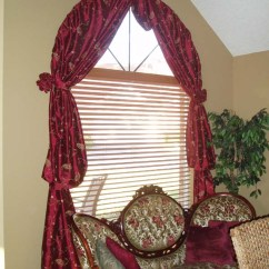 Curtains In Living Room Images Cheap Wall Units For Best Selections Of Arched Windows | Homesfeed