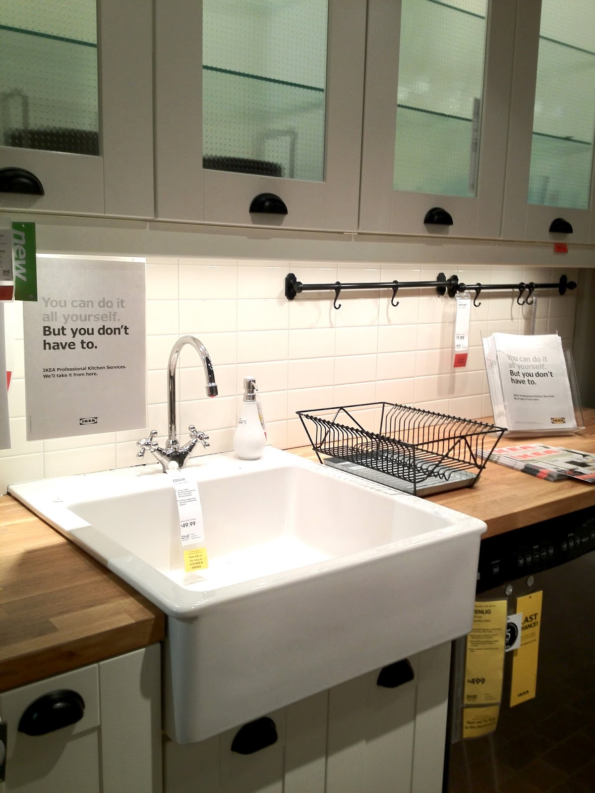no touch kitchen faucet swags farm sink ikea: its special characteristics and materials ...