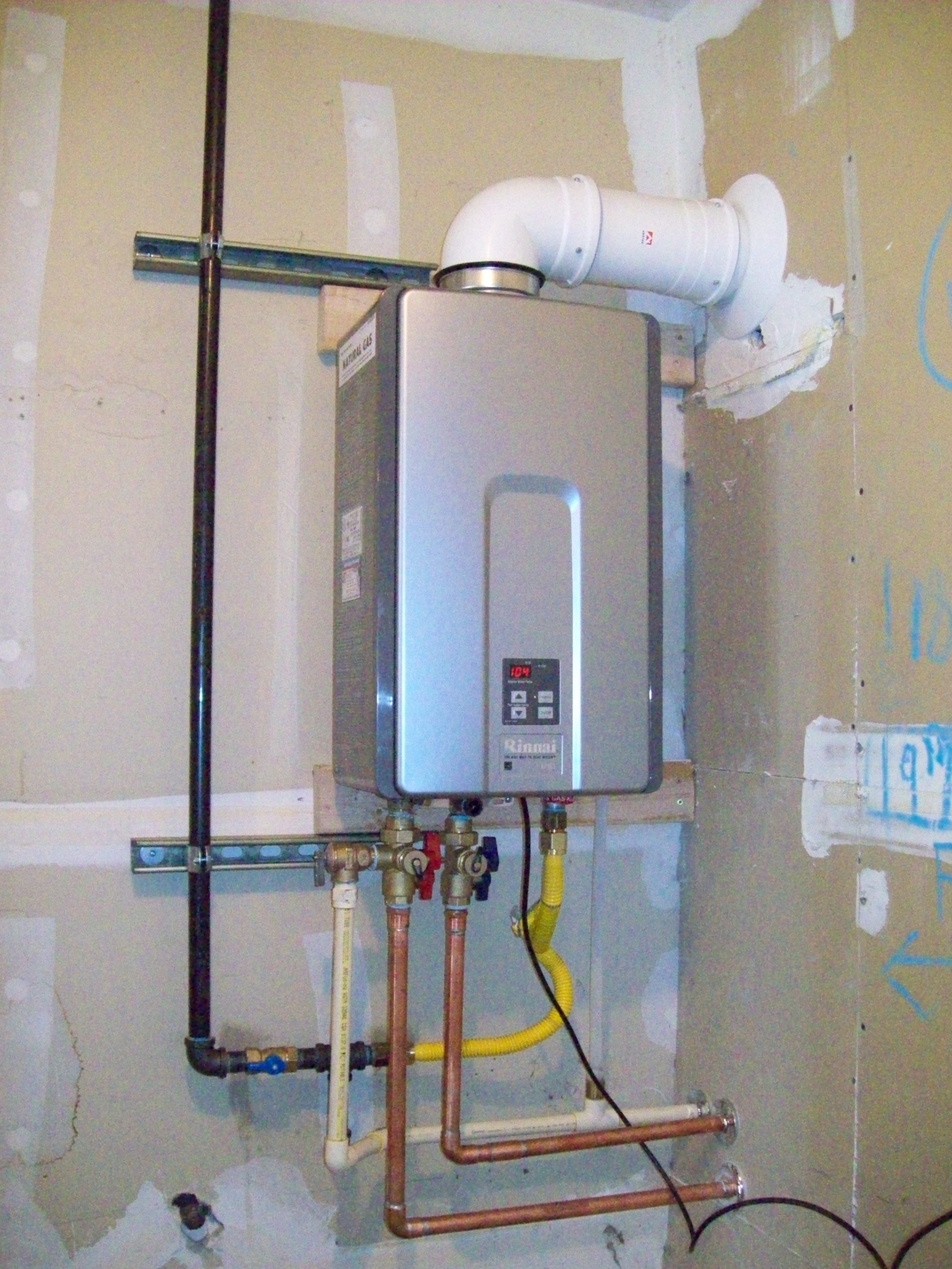How To Wire Tankless Electric Water Heater Readingratnet