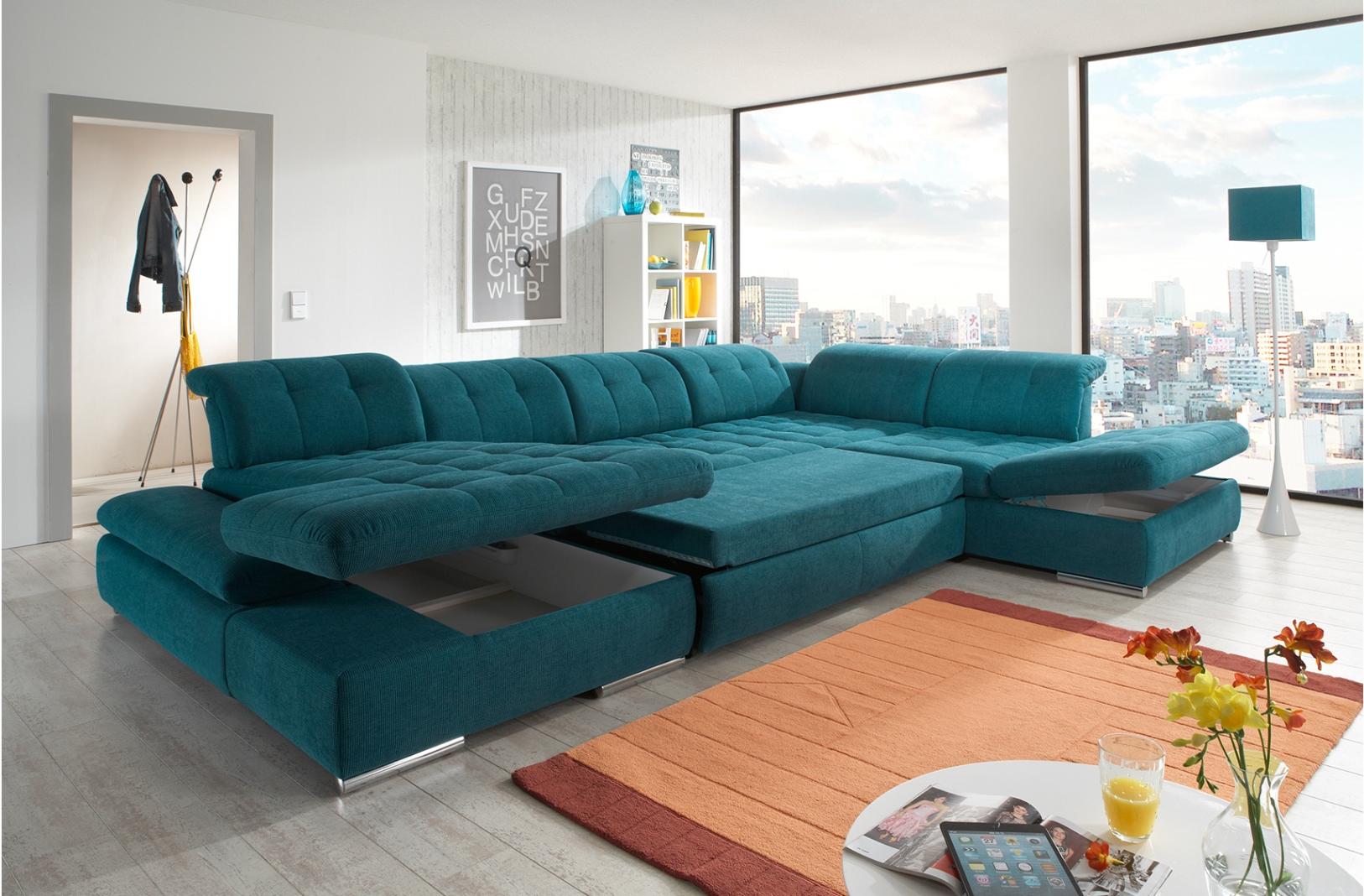 Blue Living Room Furniture
