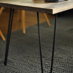 Second Hand Living Room Furniture Samples Hairpin Leg Coffee Table Design Considerations | Homesfeed