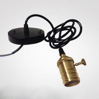 Cool and Unique DIY Pendant Light Kit   HomesFeed