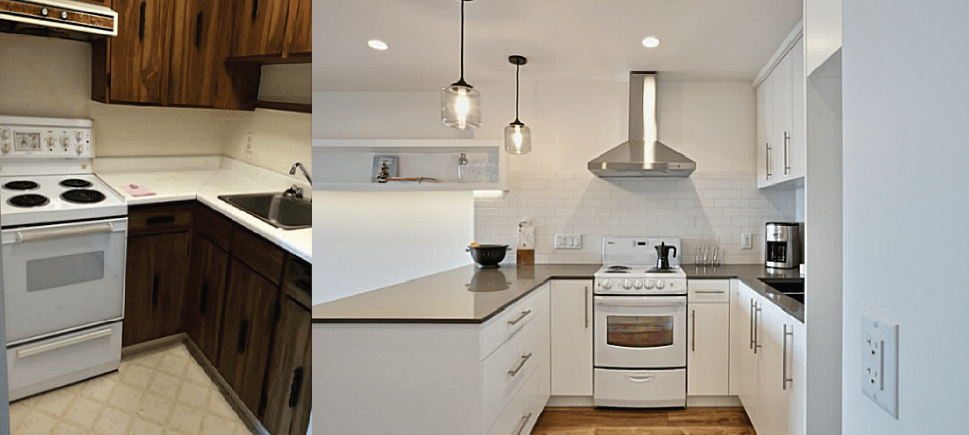 remodel small kitchen 48 sink base cabinet before and after for stunning
