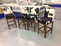 Cowhide Dining Chairs: Fun and Stylish Choice of Dining ...