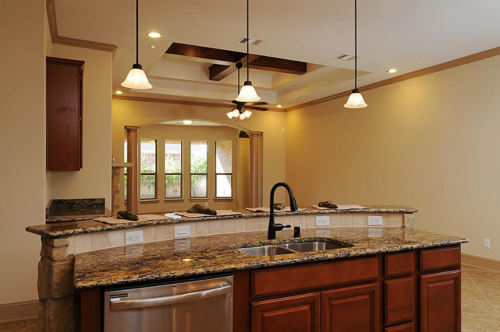 Luxury Kitchen Two Islands