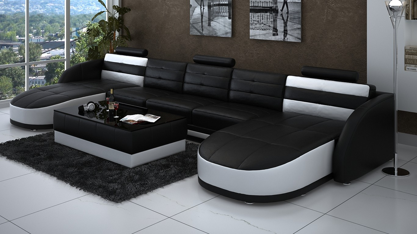 sofa sectionals with chaise best leather cleaner for white double sectional sofas type and finishing homesfeed