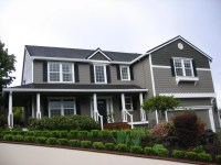 Attractive Houses with Shutters that Will be the Center of ...