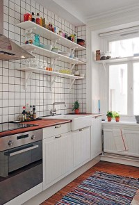 Go Vintage with Antique Cabinet for Chic Kitchen | HomesFeed