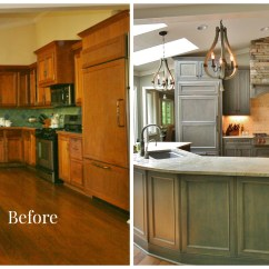 Kitchen Remodels Before And After Cabinet Blueprints Get The Fresh Cool Outlook Inspiration With