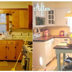 Kitchen Remodels Before And After Big Lots Furniture Get The Fresh Cool Outlook Inspiration With