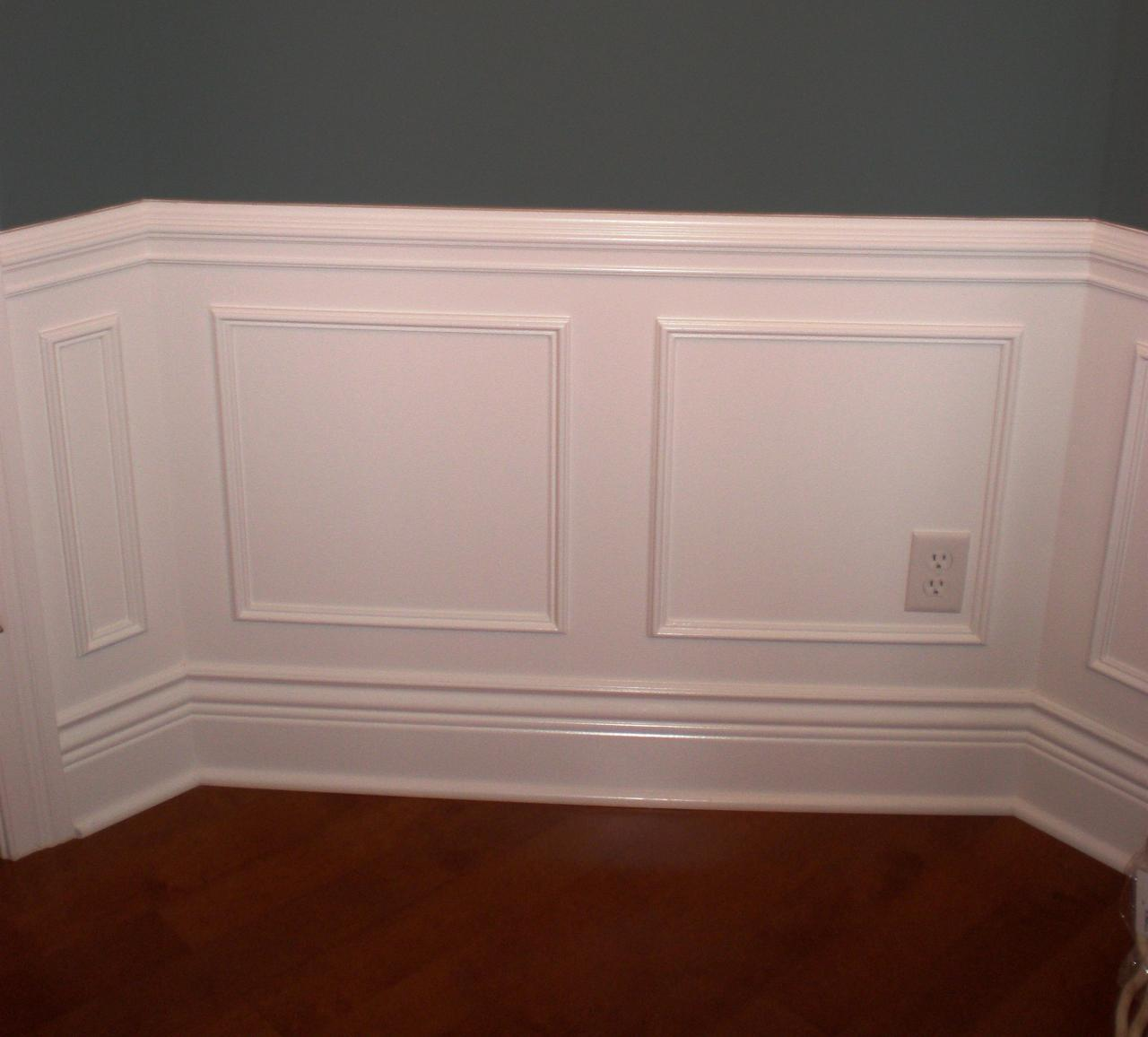 Chair Rail Molding Ideas Wall. chair rail molding ideas