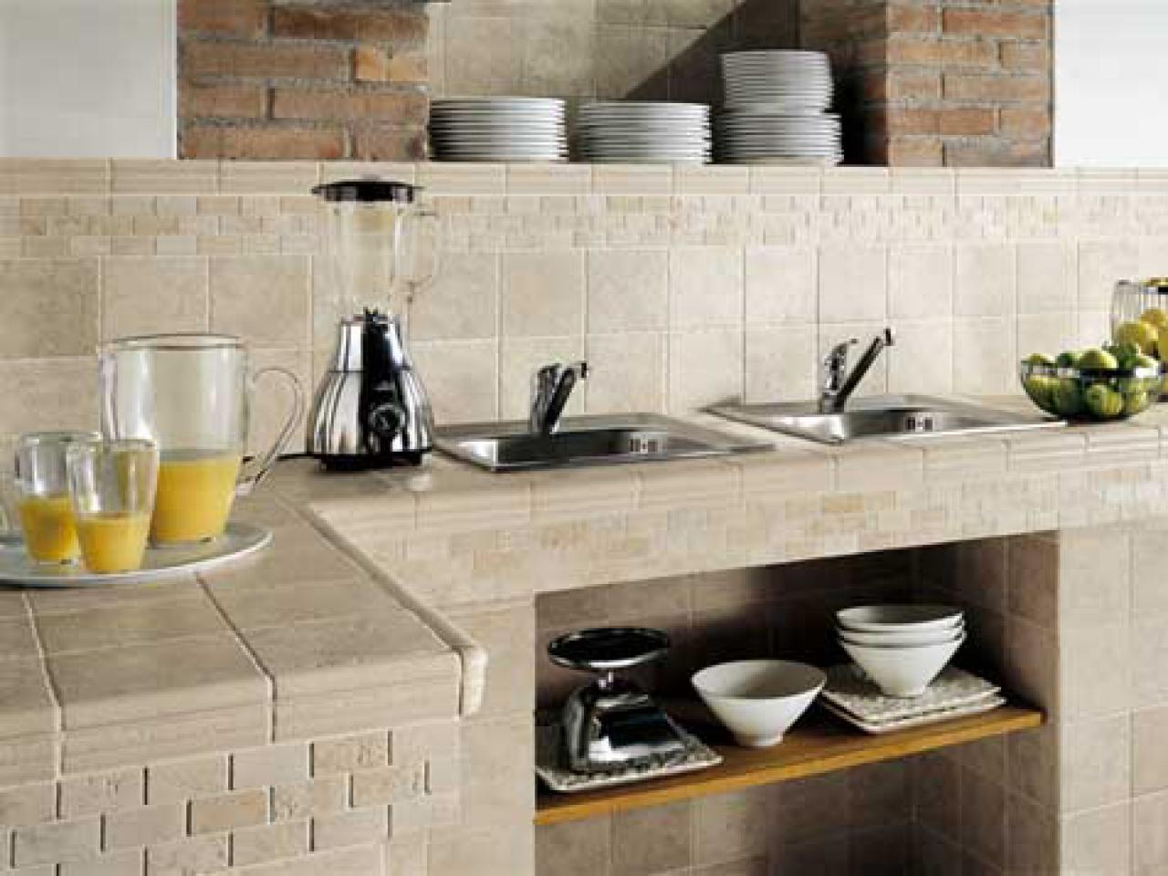 glass tile kitchen countertop second hand units inexpensive to consider homesfeed