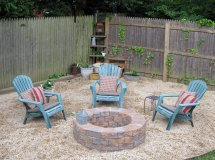 In-ground Fire Pit Risks And Tips Homesfeed