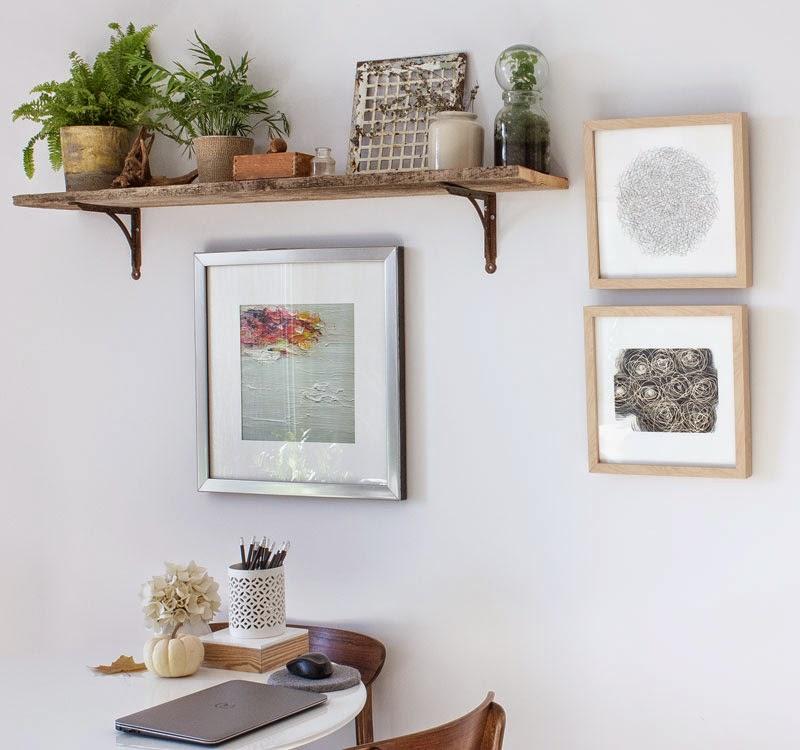 Shelving Indoor Plants